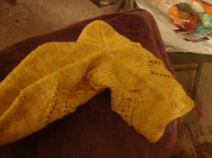 Chocobo-Coffee Addict, Sock #1